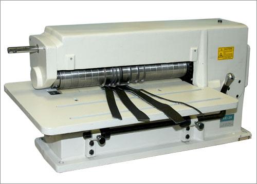Оборудование для производства кожаных ремней